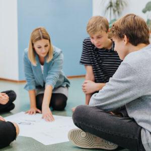 Matematyka korepetycje dla młodzieży w wieku 10 - 14 lat